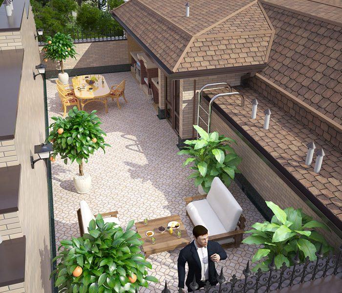 Ландшафтный дизайн в Ташкенте